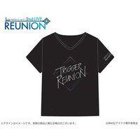 【ナナイロストア】アイドリッシュセブン 2nd LIVE 「REUNION」 カットソー TRIGGER(レディースサイズ)
