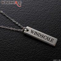 仮面ライダーW WIND SCALE プレートネックレス