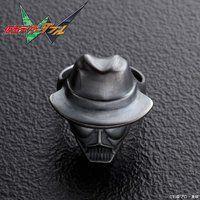 仮面ライダーW 仮面ライダースカル silver925 フェイスリング