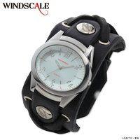 仮面ライダーW WIND SCALE (ウインドスケール)腕時計