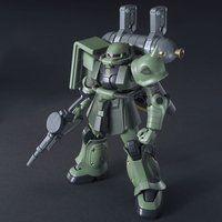 HG 1/144 量産型ザク+ビッグ・ガン(GUNDAM THUNDERBOLT Ver.)