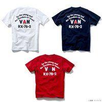 STRICT-G×VAN「機動戦士ガンダム」Tシャツ