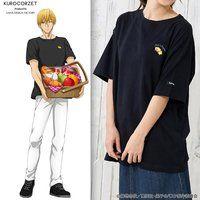 黒子のバスケ【KUROCORZET】黄瀬のビッグTシャツ(19SS)