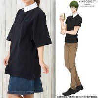 黒子のバスケ【KUROCORZET】緑間のラガーシャツ(19SS)