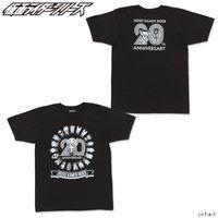 仮面ライダージオウ&平成仮面ライダー20th デフォルメ柄Tシャツ