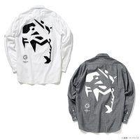 A02STRICT-G NEWYARK レギュラーシャツ