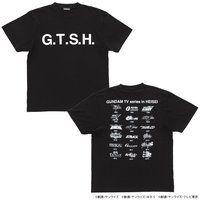 機動戦士ガンダム ロゴTシャツ 〜平成に放映されたTVシリーズのタイトルロゴ〜