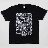 コードギアス亡国のアキト 第2章 Tシャツ キービジュアル柄【再販】