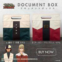 TIGER & BUNNY ドキュメントBOX(全2種)