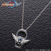 ウルトラマンオーブ オーブリング silver925 ネックレス