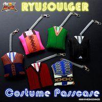 騎士竜戦隊リュウソウジャー 衣装型パスケース