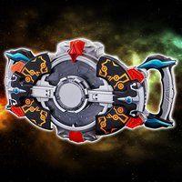 【抽選販売】ウルトラマンR/B DXルーブジャイロ —美剣サキ仕様—