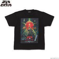 ゴジラ メモリアルポスターTシャツ 6種