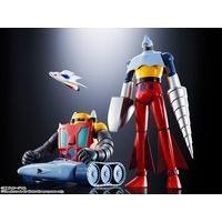 超合金魂 GX-91 ゲッター2&3 D.C.
