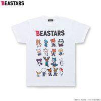 BEASTARS SDキャラクター Tシャツ