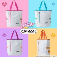 AIKATSU!STYLE for Lady×OUTDOOR PRODUCTS~スターライトジャージデザイントート~