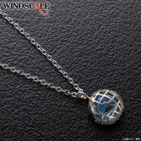 仮面ライダーW WIND SCALE  ウインドスケール地球ペンダント ver.2