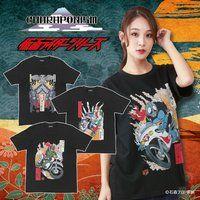 仮面ライダーシリーズ CHARAPONISM Tシャツ