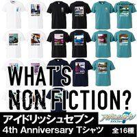 アイドリッシュセブン 4thAnniversary Tシャツ(ZOOL)
