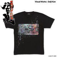 仮面ライダー響鬼 Blu‐ray BOXビジュアルデザイン Tシャツ