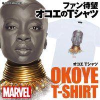 MARVEL オコエ Tシャツ