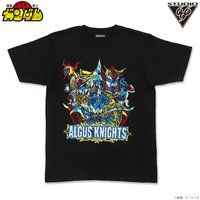 SDガンダム Tシャツ feat.STUDIO696 デザイン アルガス騎士団