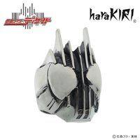 仮面ライダーディケイド×haraKIRI silver925 フェイスリング
