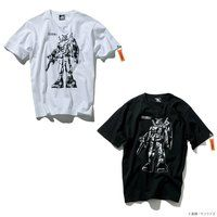 STRICT-G NEW YARK Tシャツ MS Collage ガンダム柄