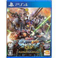 PS4 機動戦士ガンダム EXTREME VS. マキシブーストON プレミアムサウンドエディション