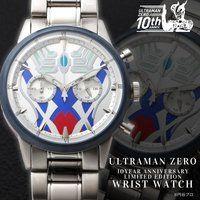 ウルトラマンゼロ 10周年Anniversary 腕時計【再販】