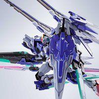 METAL ROBOT魂 <SIDE MS> ダブルオーザンライザーセブンソード+GNソードIIブラスターセット