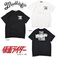 仮面ライダー×Marbles(マーブルズ)コラボTシャツ ショッカーマーク柄