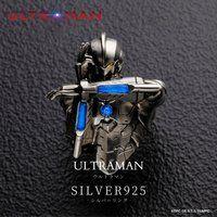 アニメULTRAMAN SILVER925リング(ウルトラマンver.)