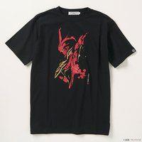 STRICT-G JAPAN 『機動戦士ガンダムUC』筆絵Tシャツ シナンジュ柄
