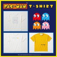【ゼビオ×パックマン】 パックマン Tシャツ【2次受注:2020年7月発送】