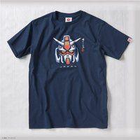 STRICT-G JAPAN 『機動戦士ガンダム』Tシャツ ガンダム紋様柄