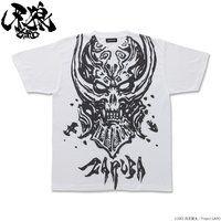 牙狼〈GARO〉魔導輪 ザルバ Tシャツ【再販 2020年8月お届け】