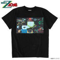 機動戦士Zガンダム エピソードTシャツ EP10 「再会」