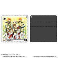 VIDESTA アイドルマスター SideM 2nd ANNIVERSARY 03 CDパスケース Jupiter & W ver.