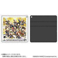 VIDESTA アイドルマスター SideM 3rd ANNIVERSARY 01 CDパスケース Cafe Parade & Altessimo & Legenders ver.