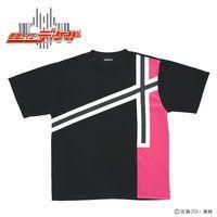 仮面ライダーディケイド メッシュTシャツ