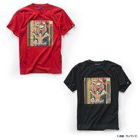 STRICT-G GUNDAM RECORDS 『機動戦士ガンダム 逆襲のシャア』Tシャツ