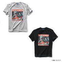 STRICT-G GUNDAM RECORDS 『機動戦士ガンダムF91』Tシャツ
