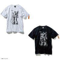 STRICT-G NEW YARK Tシャツ グフコラージュ柄
