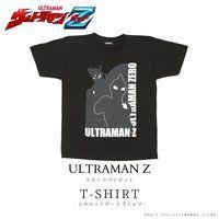 ウルトラマンZ シルエットアートTシャツ