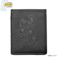 機動戦士ガンダム BLACKシリーズ シャアマーク迷彩柄 二つ折り財布