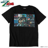 機動戦士Zガンダム エピソードTシャツ EP12 「ジャブローの風」