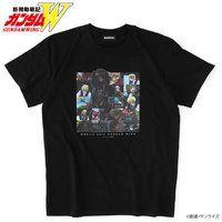 新機動戦記ガンダムW エピソードTシャツ EP03 「ガンダム5機確認」 カトル・ラバーバ・ウィナー