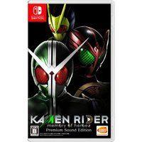 Nintendo Switch KAMENRIDER memory of heroez Premium Sound Edition【PB限定特典付き】