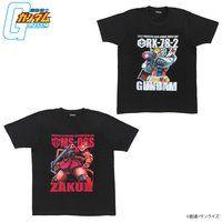 機動戦士ガンダム フルカラーTシャツ 【2020年9月発送】